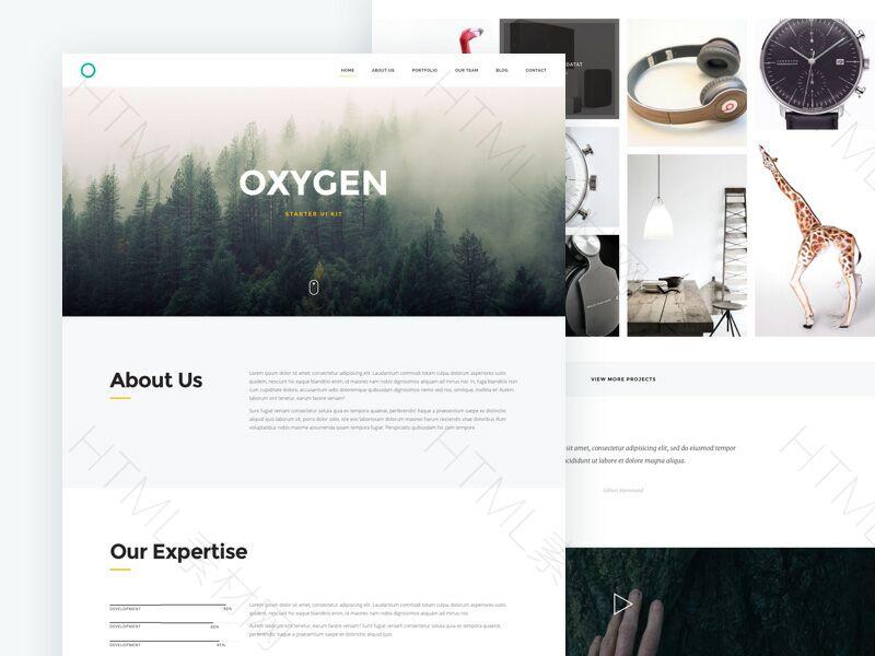 oxygen-starter-ui-kit