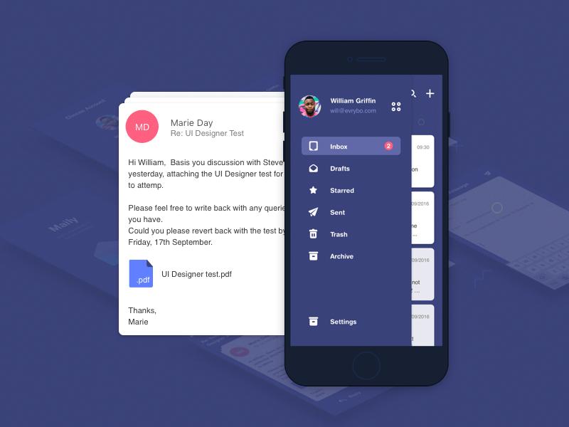 maily-demo-app-nikolam