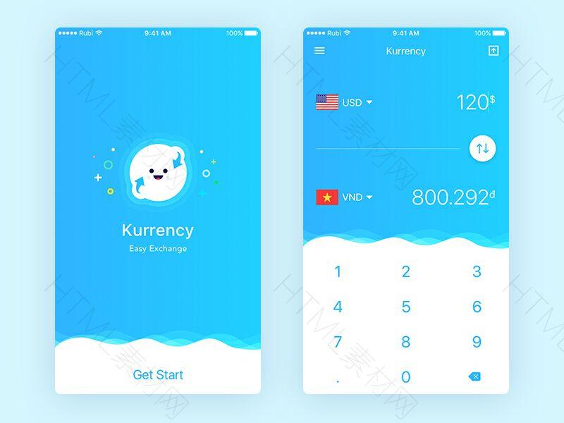 sample-currency-exchange-app-rubinguyen