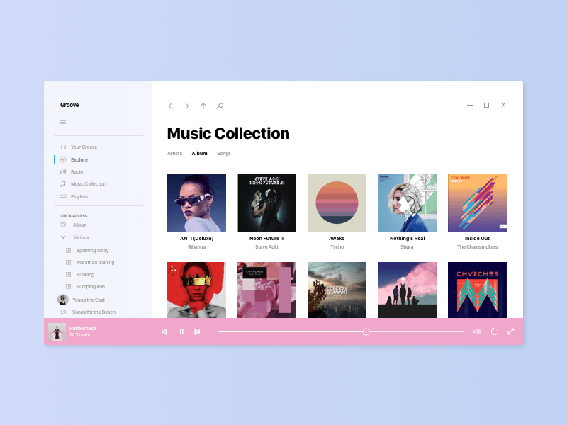 project-neon-groove-music-ui