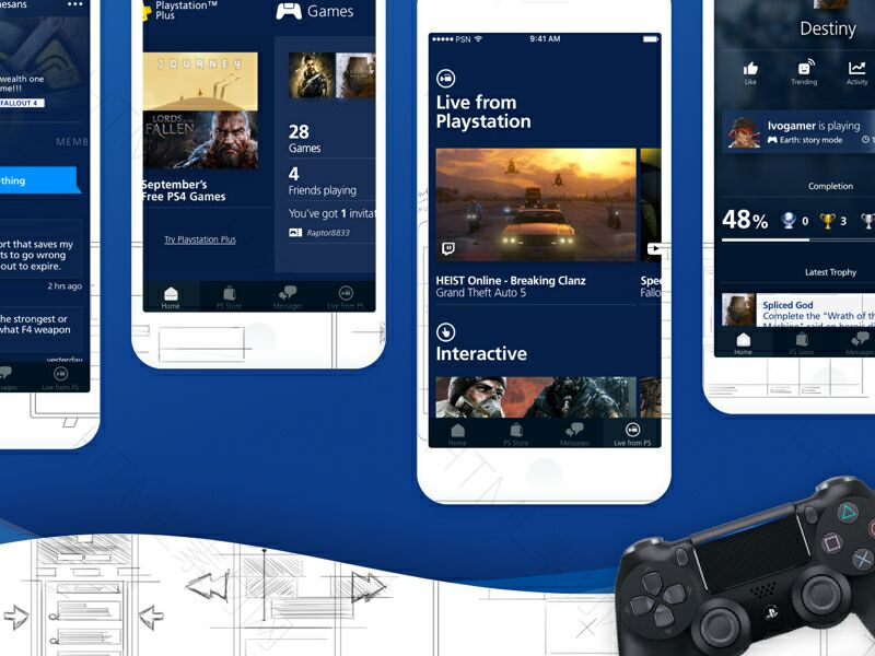 playstation-app-redesign