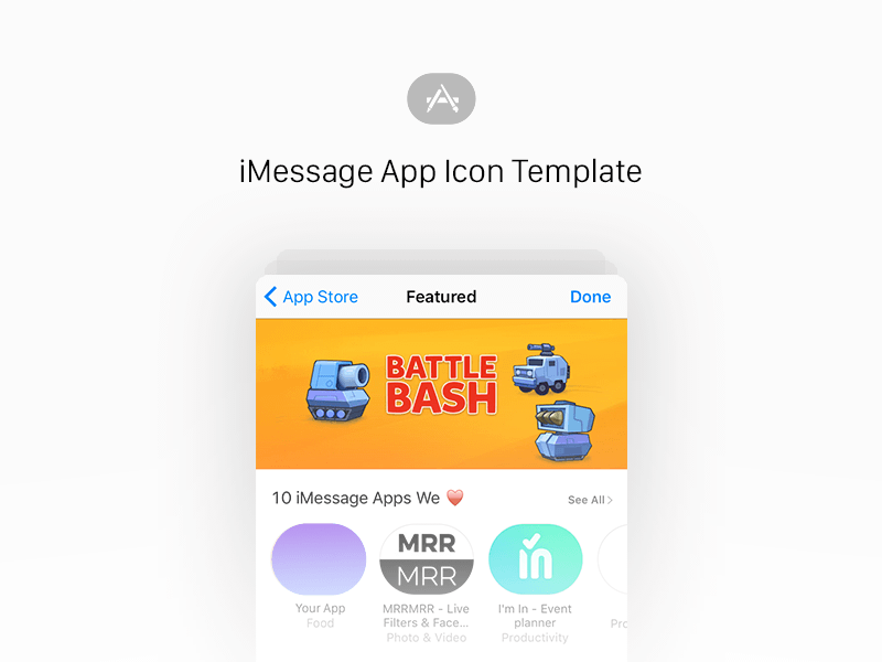 imessage-icon-template-kerroudj