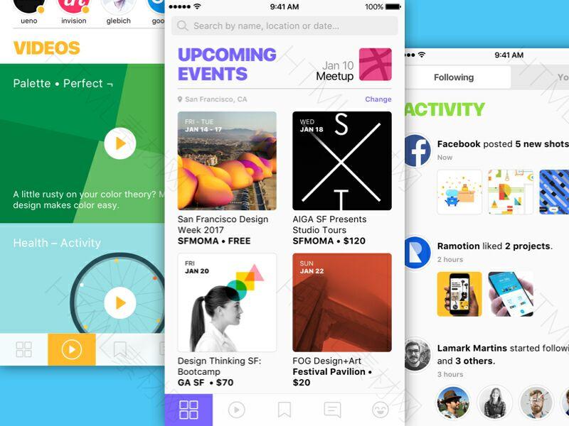 design-social-network-app-jardson