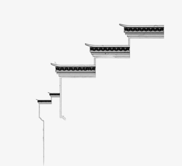 中国风牌坊建筑