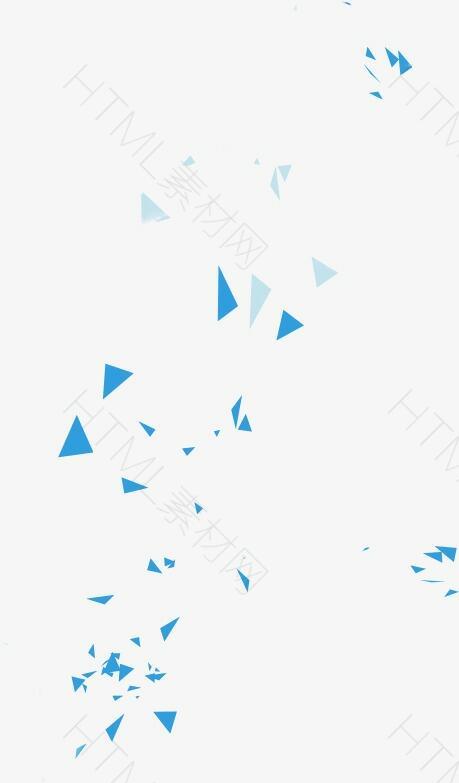 几何漂浮图