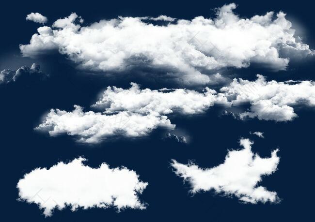 天空云彩素材PNG