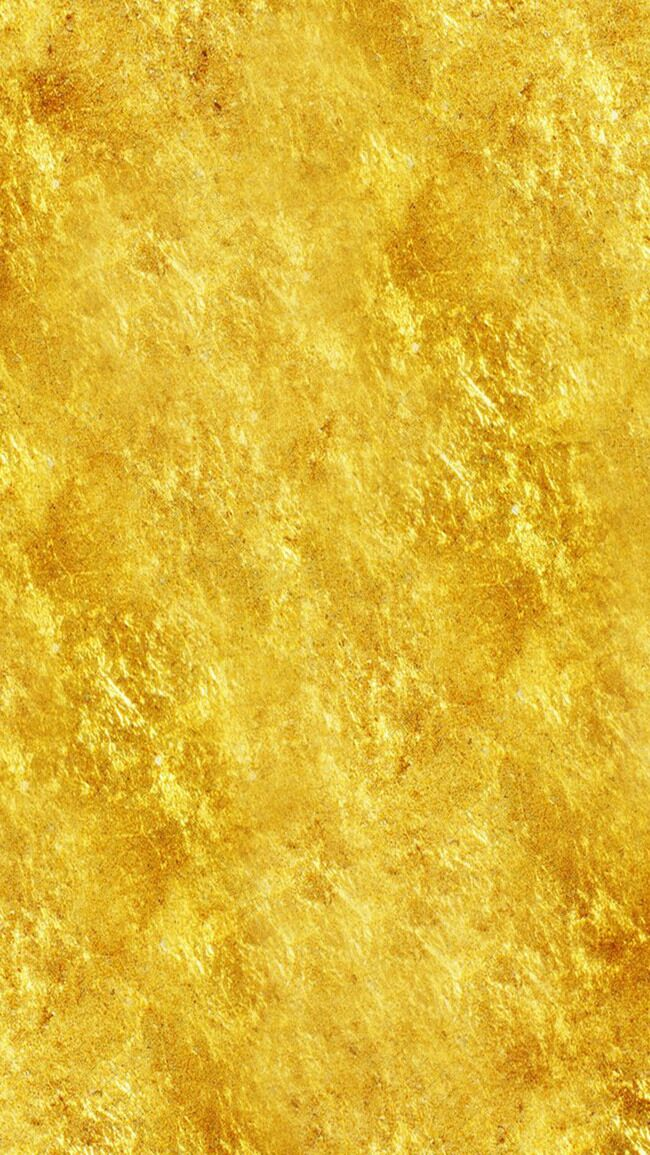 金色质感H5素材背景