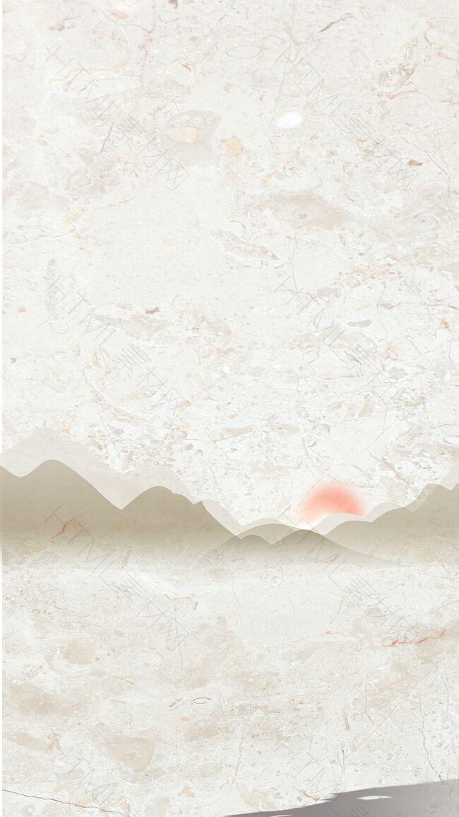 中国风水墨纹理背景PSD分层H5背景