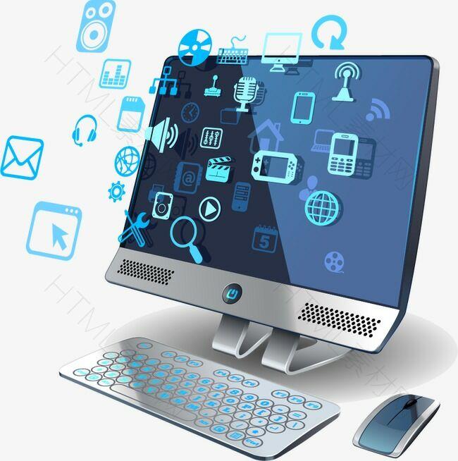 互联网科技电脑