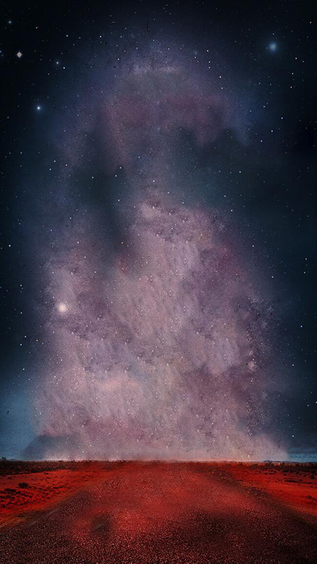 星空远景商务h5页面