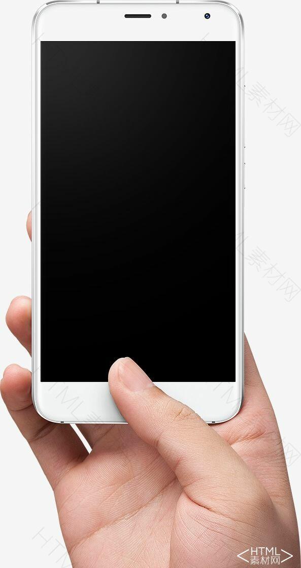 手拿苹果手机产品图苹果手机iP