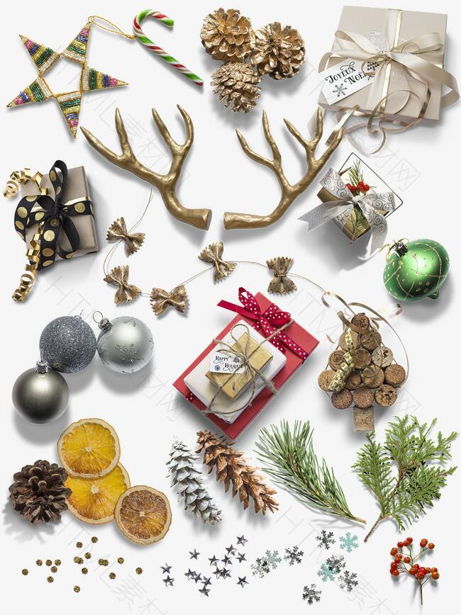 圣诞高清小装饰