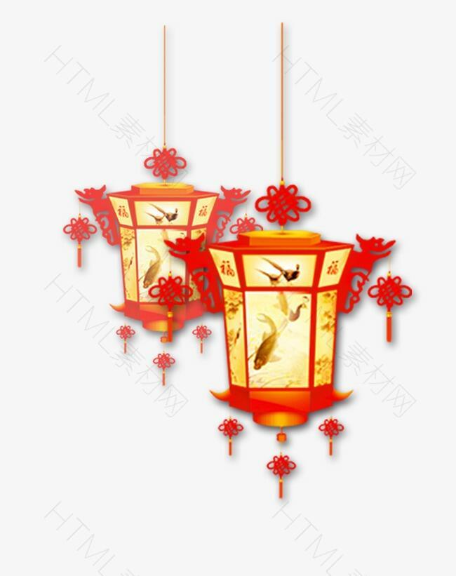 元宵节灯笼
