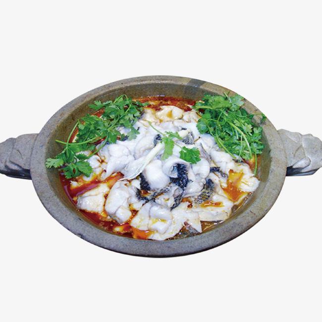 美味石锅鱼
