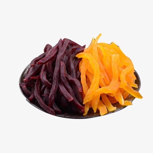 紫薯干地瓜干png图片素材