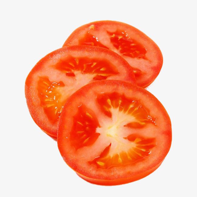番茄片素材