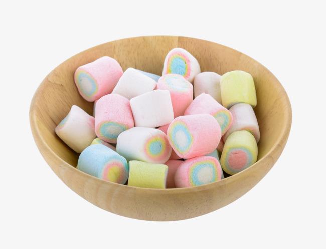 棉花糖甜点