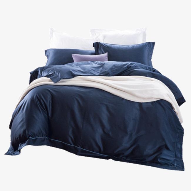 床上用品纯色四件套