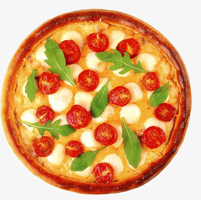 西方披萨美食