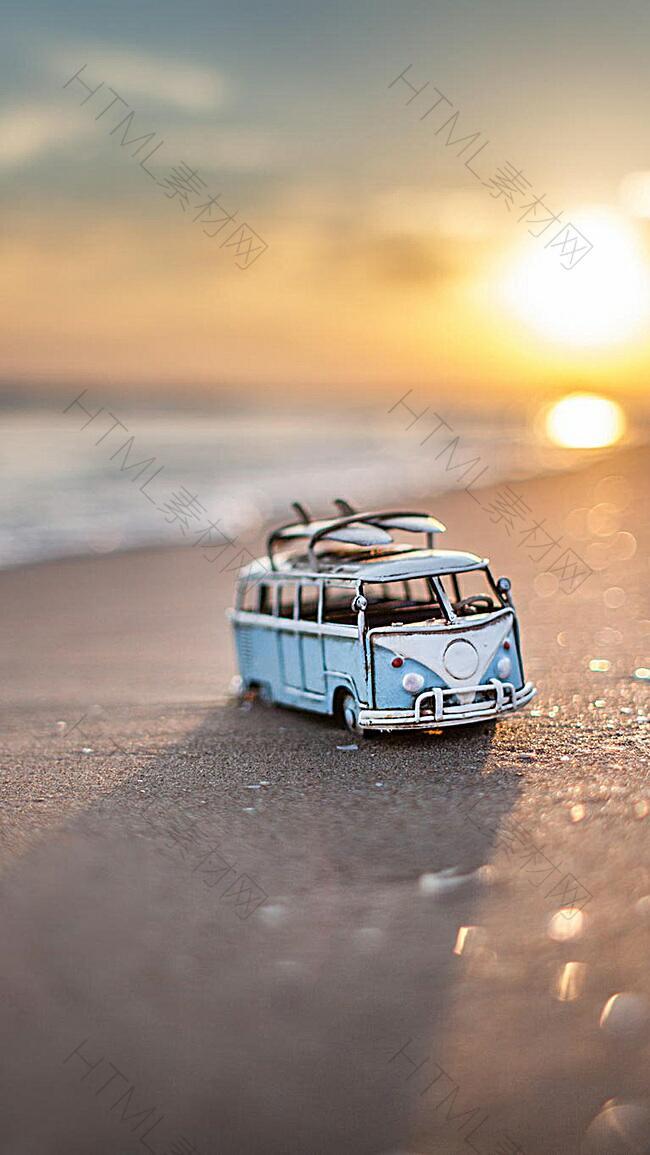 巴士H5背景