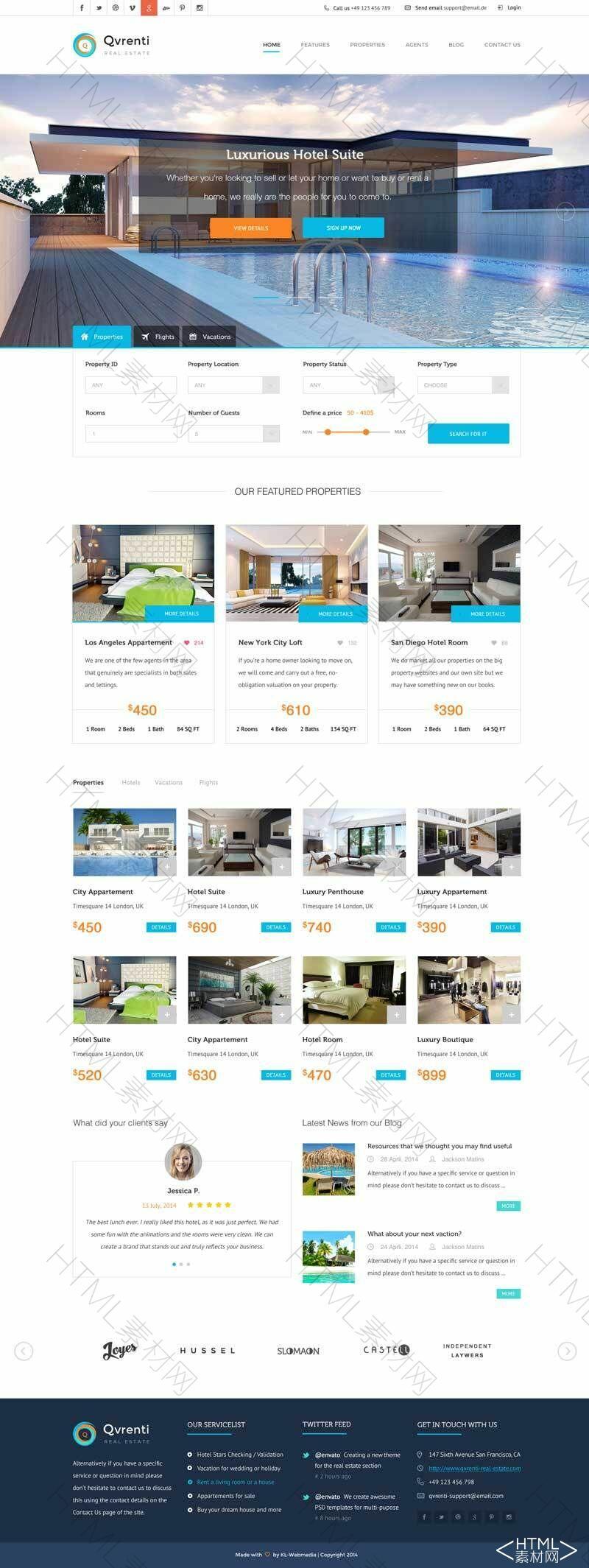 大气的旅游酒店预订一站式服务平台网页模板.jpg