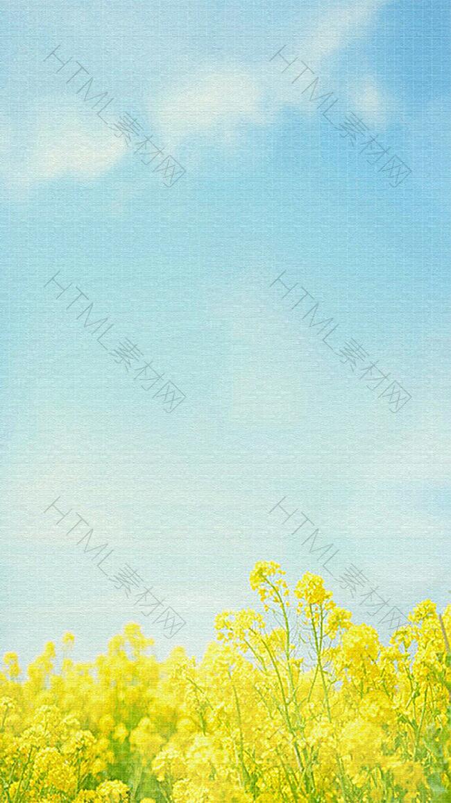 春季H5背景