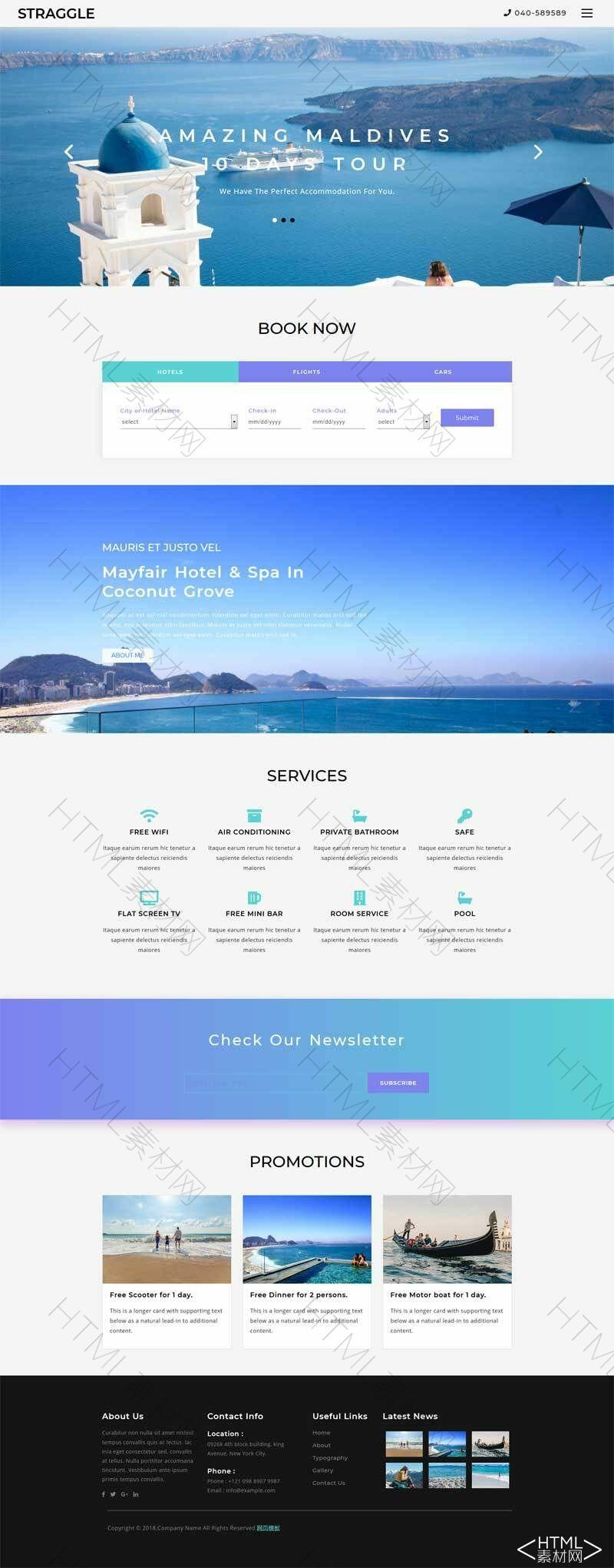 响应式的旅游攻略酒店服务网站模板.jpg