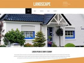 置业房产网站模板