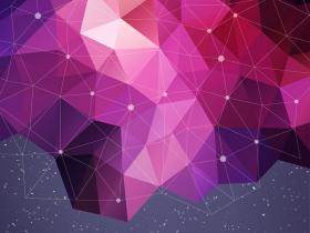 紫水晶矢量图素材