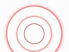 纯css3圆形从中心向四周扩散动画效果