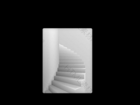 纯css3绘制阶梯动画特效