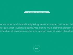 jquery-scrollex-可制作炫酷页面滚动效果的jQuery事件插件